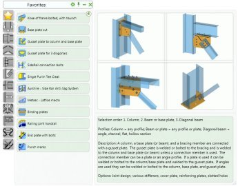 GRAITEC Autodesk Advance Steel | Structural Modeling