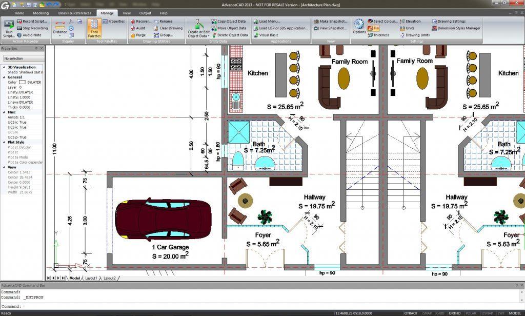GRAITEC Advance CAD   A complete 2D/3D CAD environment