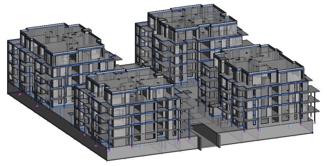 Nové Chabry Residential House, CZ – By HHStatika s.r.o.