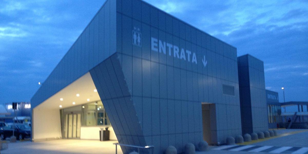 Sileamare Commercial Center, Silea di Treviso – by Alfaluda Srl.