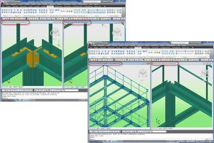 GRAITEC Autodesk Advance Steel | Exchange Formats Overview