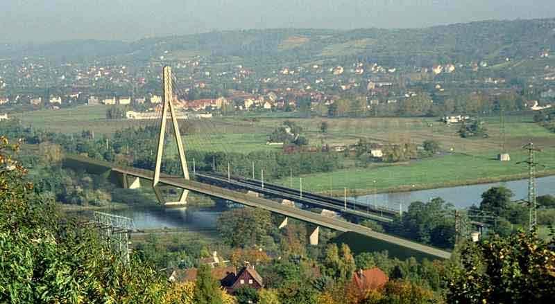 NIEDERWARTHA BRIDGE
