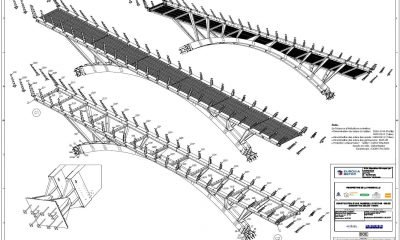 autodesk-advance-steel bridges
