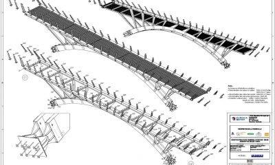 autodesk-advance-steel bridges