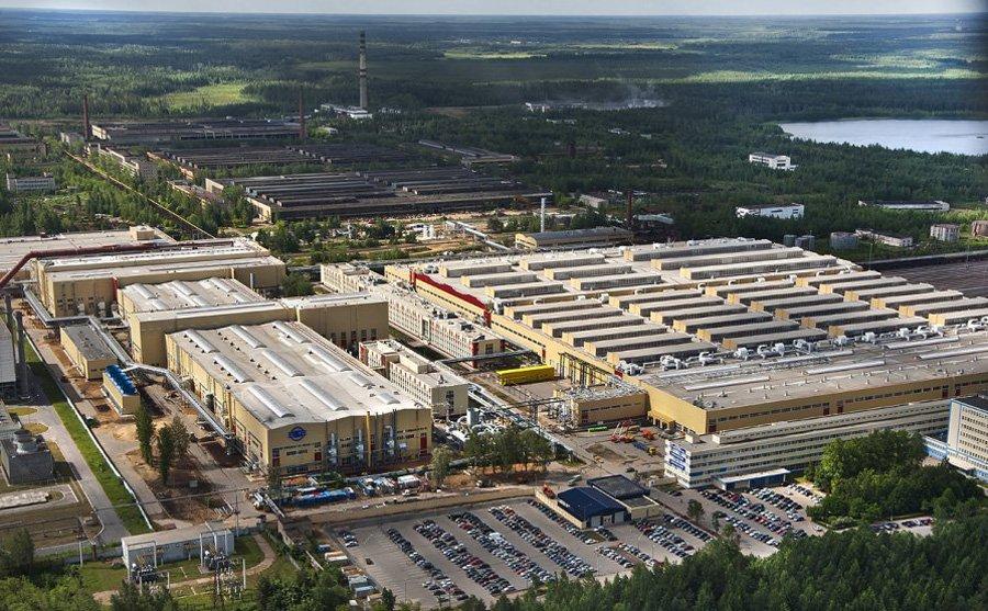 "Administrative and warehouse complex ""Kulon-Pulkovo"""