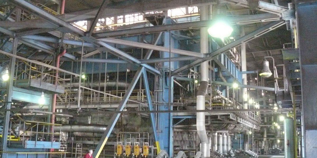 PRUNEROV II POWER PLANT