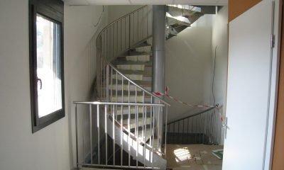 autodesk-advance-steel stairs