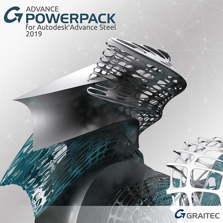PowerPack for Advance Steel 2019